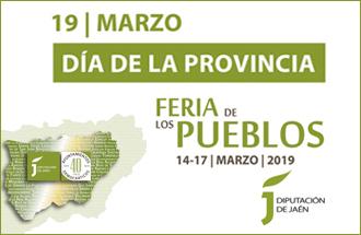 DIPUTACIÓN DE JAÉN - FERIA DE LOS PUEBLOS