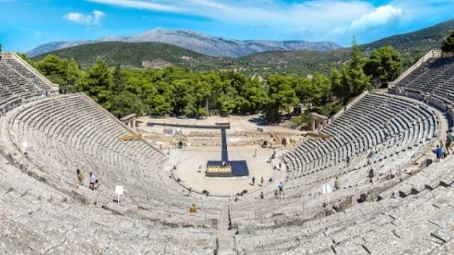 Η Επίδαυρος στους 5 δημοφιλέστερους αρχαιολογικούς χώρους το πρώτο 7μηνο του 2020