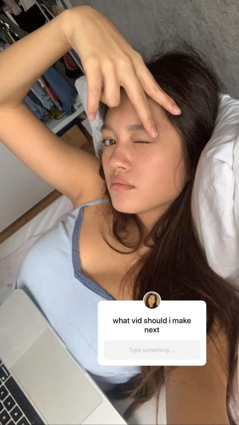 Lily Chee –  Instagram Clicks 23 Mar -2020
