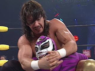 Top Ten WCW PPV Matches from 1996 - 2001: Eddie Guerrero vs. Rey Mysterio Jr.