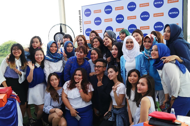 [Event] Make Up by You - Beauty Talk Nivea with Bubah Alfian
