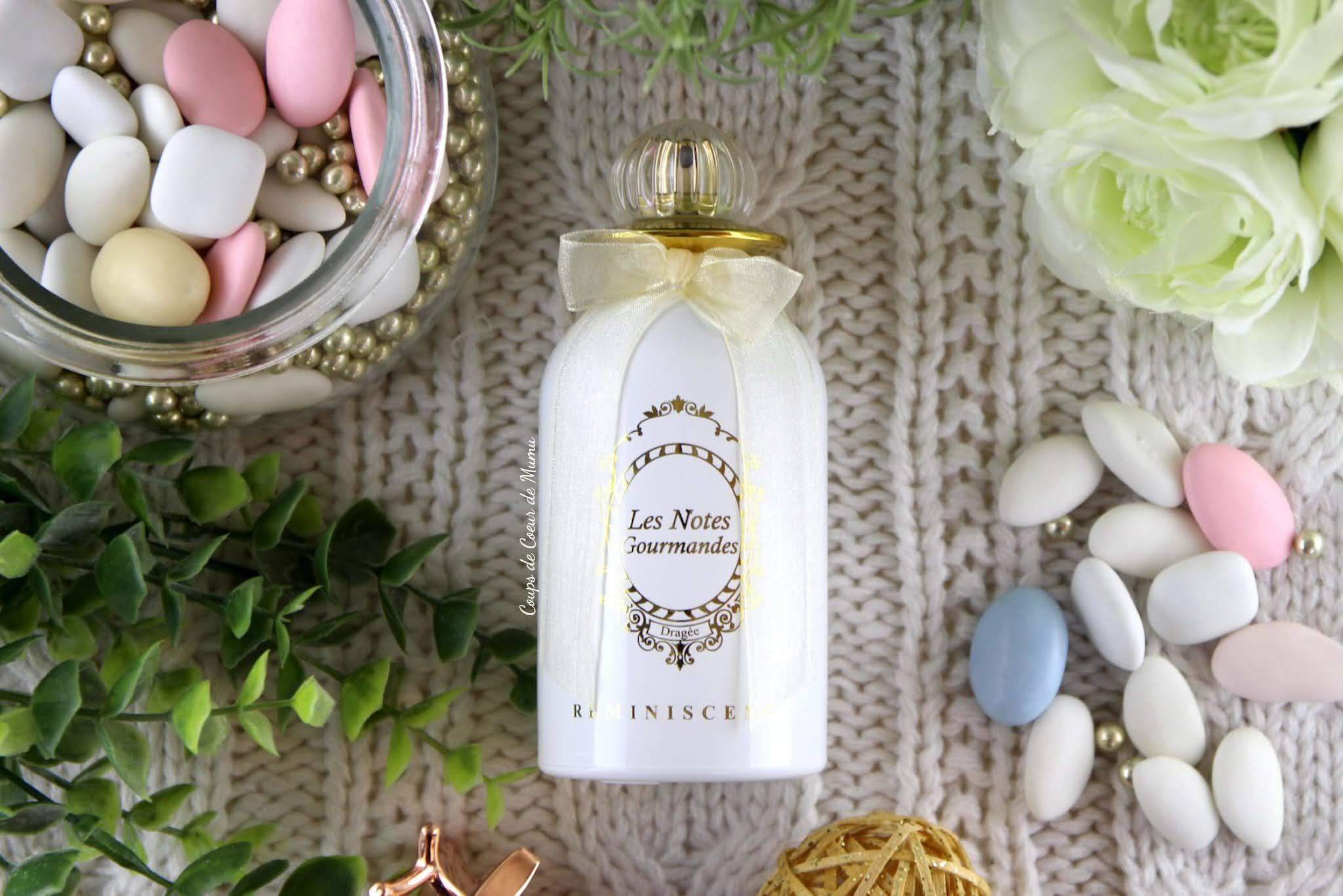 Le Parfum Dragée Réminiscence - Collection Les Notes Gourmandes - Coups de  Coeur de Mumu