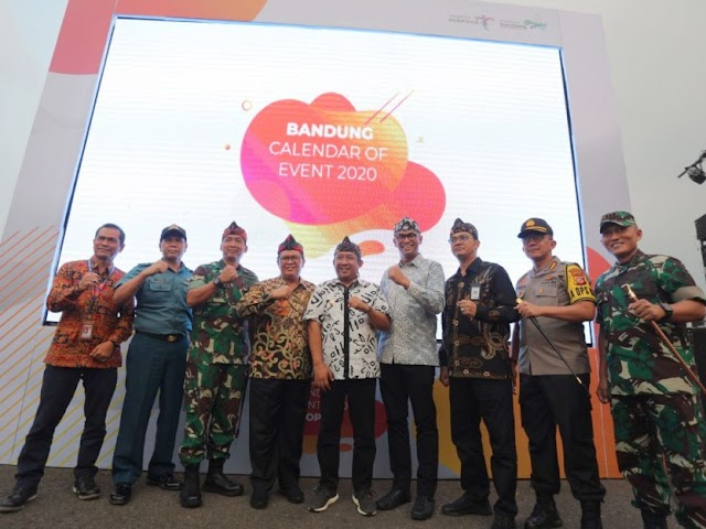 Tahun 2020 Bakal Ada 70 Event Wisata yang Bakal Digelar di Bandung