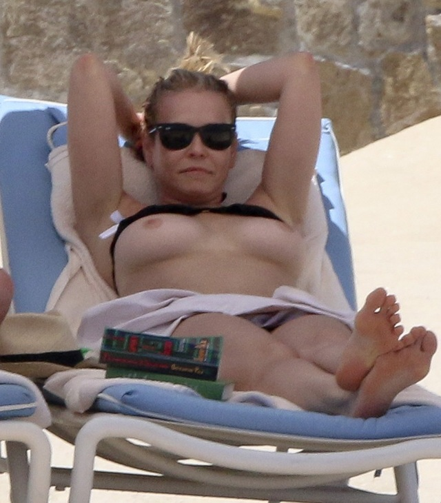 Chelsea Handler en topless