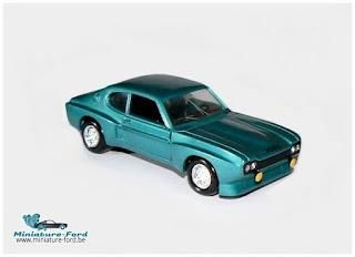 ford capri 2600 rv