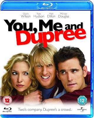 You Me and Dupree (2006) Dual Audio [Hindi – Eng] 720p BluRay ESub x265 HEVC 620Mb