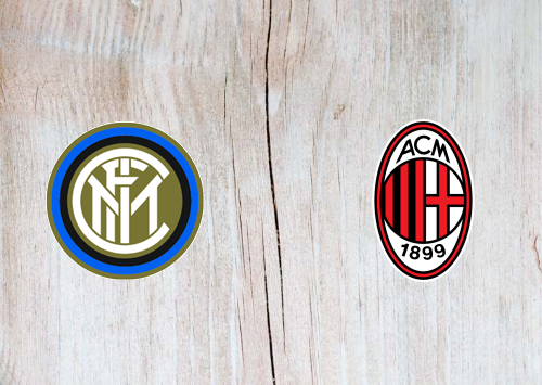 Internazionale vs Milan -Highlights 17 October 2020