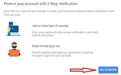 How to secure Gmail ID www.google.com