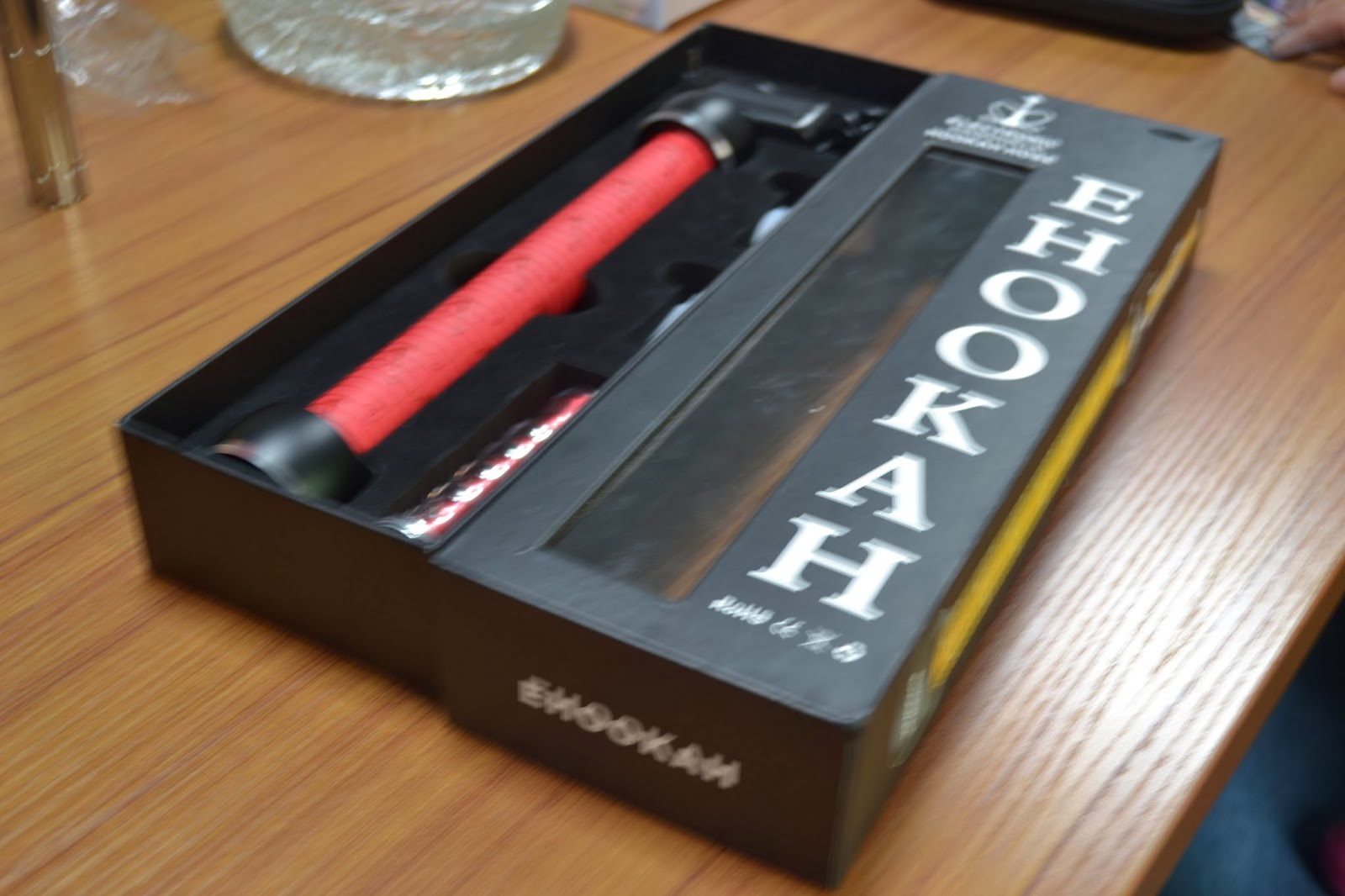 pro factory king ciger: starbuzz e hose,excellent enjoy hookah!