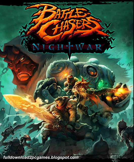 Battle Chasers Nightwar Free Download PC Game