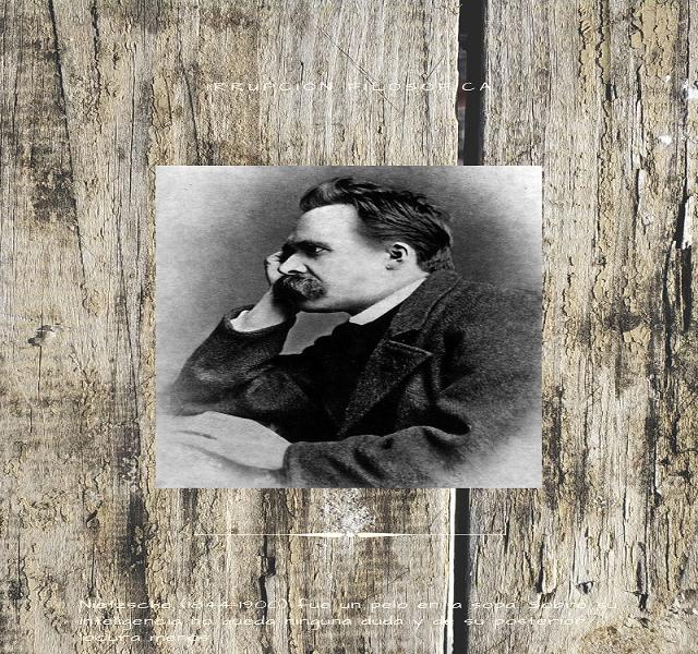 ¿Qué es Dios y el Hombre en  Nietzsche?