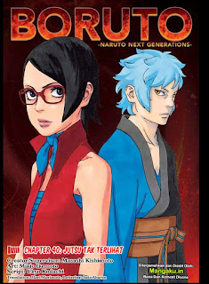 Update! Baca Manga Boruto Chapter 40 Full Sub Indo