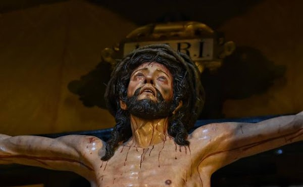 El Cristo de la Victoria regresa a la Catedral de Málaga tras su restauración