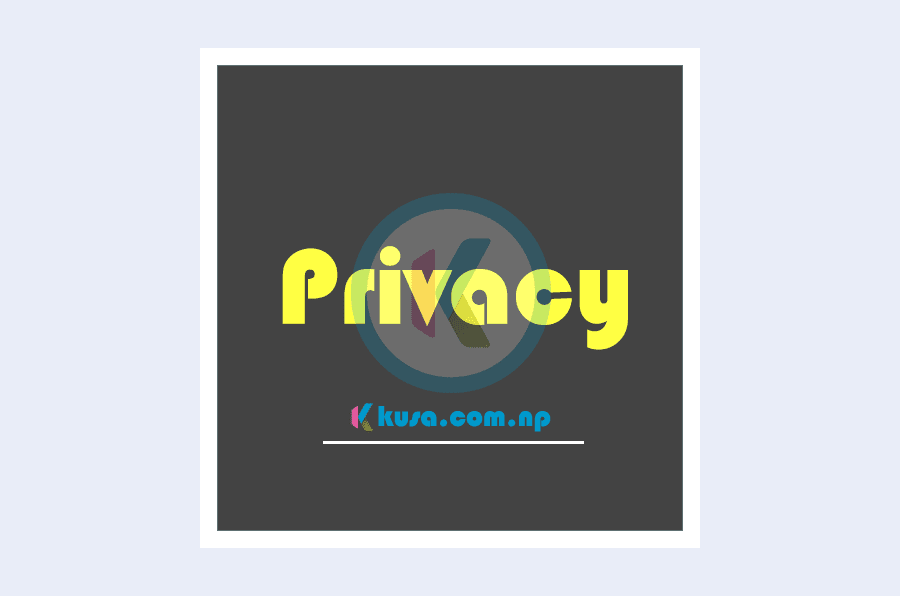 Privacy-Kusa