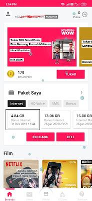 Cara Mendapatkan Kuota Internet Gratis Smartfren 5GB Terbaru