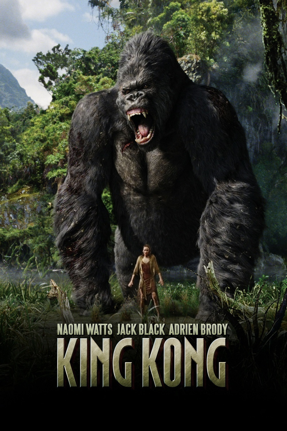 King Kong 2005 Hd Movie For You