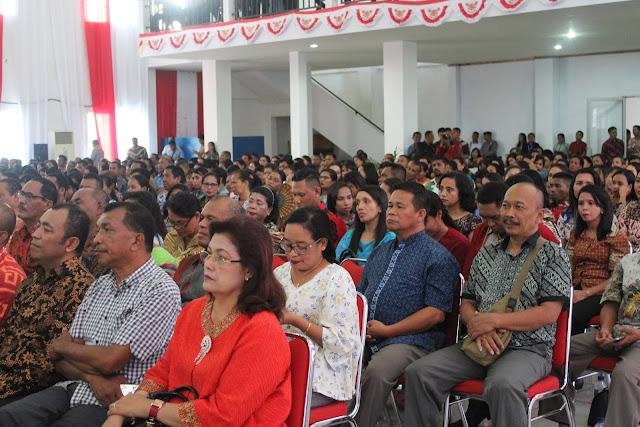 Safari Natal 2017 Pemprov Maluku di Kabupaten MTB