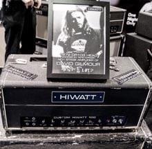 Hiwatt DR103 Custom 100 Amplificador de Guitarra David Gilmour