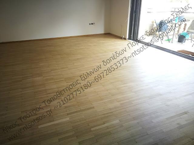 Συντήρηση ξύλινου πατώματος: Πώς δείχνει το πάτωμα με ματ βερνίκι