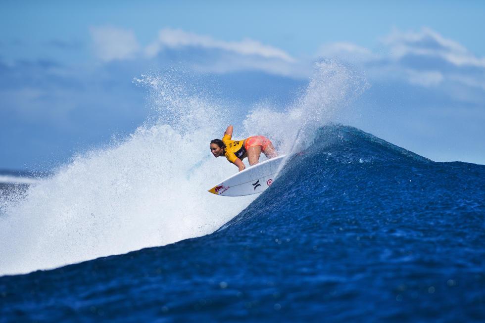 51 Carissa Moore Fiji Womens Pro Fotos WSL  Stephen Robertson