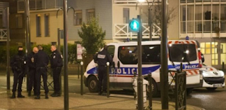تمرد في نانت فرنسا وضابط شرطة تحت التحقيق