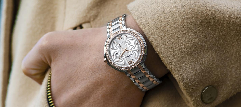 Zegarek naręczny i jego historia