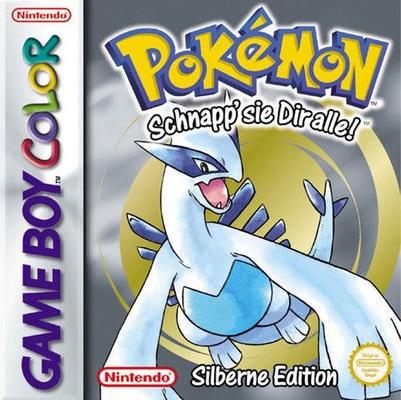 Pokémon Silver ROM GBC