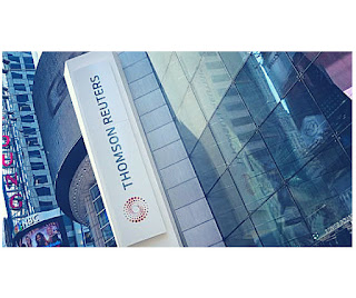 Actions de Thomson Reuters