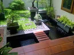 design rumah idaman: perindah rumah dengan taman dan kolam