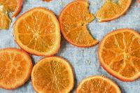 Preparar naranjas confitadas