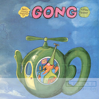 Gong - 1973 - Flying Teapot (Radio Gnome Invisible Part 1)