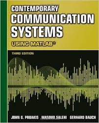 download Contemporary Communication Systems Using MATLAB pdf free