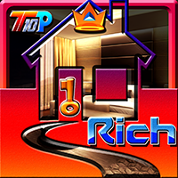 Top10NewGames Rich House Escape Walkthrough