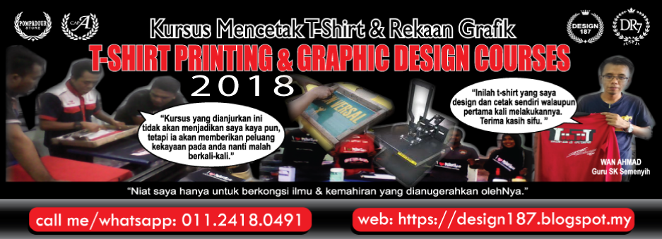 PRINTING T-SHIRT & GRAPHIC DESIGN