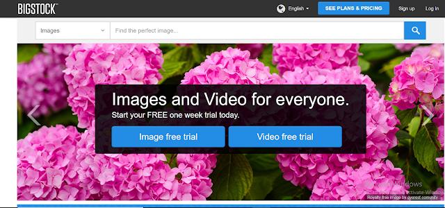 Cara Mendapatkan Uang Online Cuma Upload Foto di Bigstockphoto