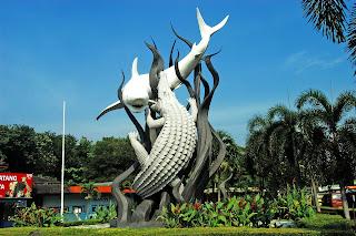 Yuk, Nikmati Bunga Ala Jepang di Surabaya
