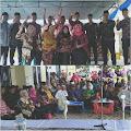 Momen Hari Raya Qurban, Penyampaian Visi Misi Calon BPD Desa Nibung Disambut Meriah