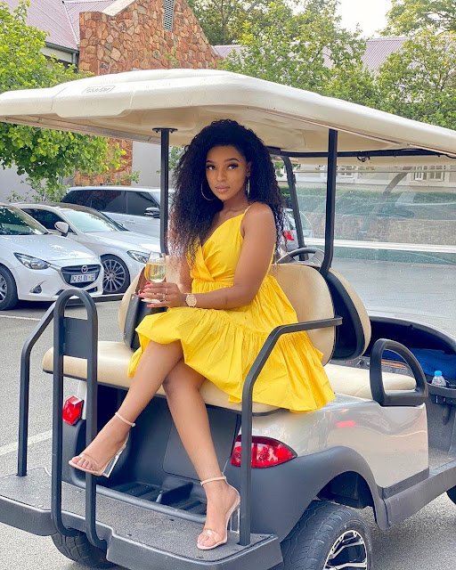 Mbali accepts Caesar's marriage proposal.