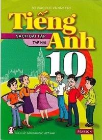 Sách Bài Tập Tiếng Anh 10 Tập 2 - Hoàng Văn Vân