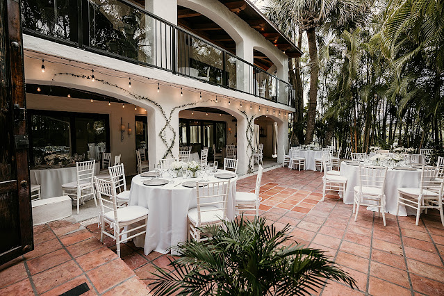 Wide shot of Reception The Manor on St Lucie Crescent Wedding captured by Stuart Wedding Photographer Heather Houghton Photography