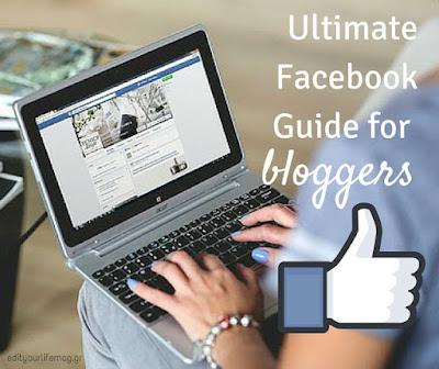 Ο απόλυτος οδηγός του Facebook από bloggers για bloggers