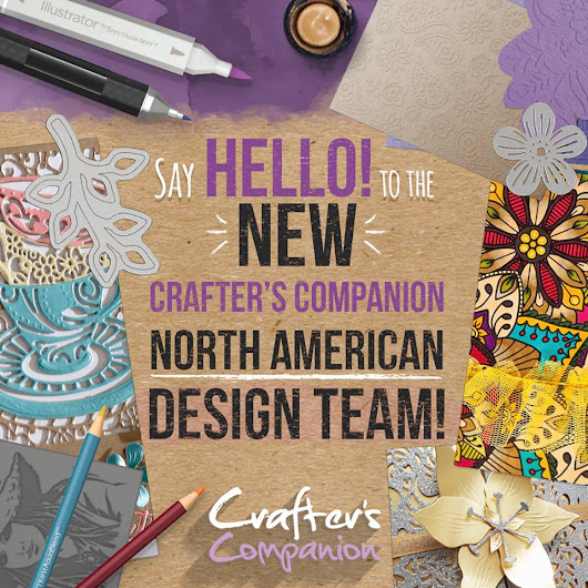 Crafter's Companion Coloring Ambassador!