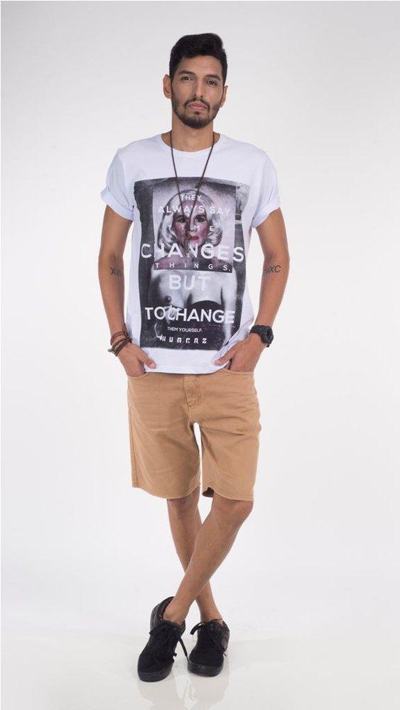 Loja de Camisetas Longline
