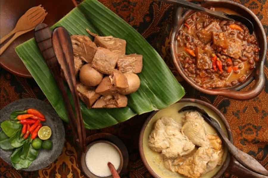 Mengenal Berbagai Masakan Gudeg Yang Ada di Jogyakarta