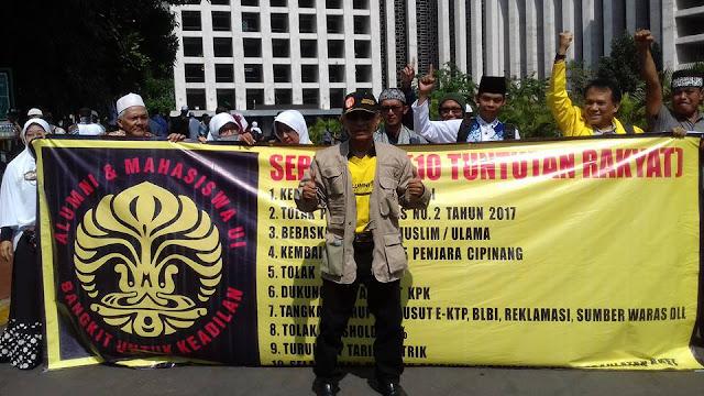 Aktivis Malari 74: Kondisi Ekonomi dan Ingkar Janji, Batu Sandungan Jokowi