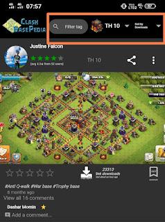 Cara Meng-copy Base Clash of Clan Dengan Mudah