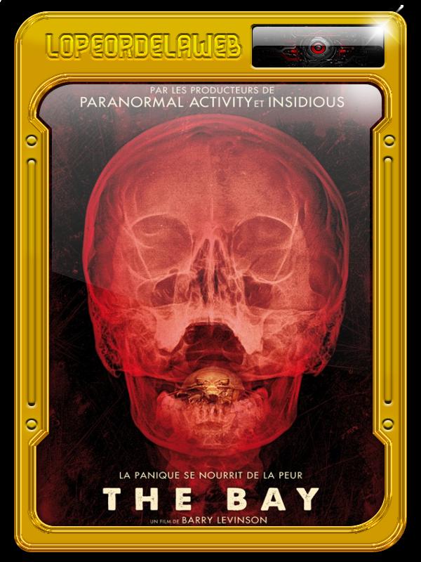 The Bay | Terror En La Bahía (2012) 720p, Dual, Mega