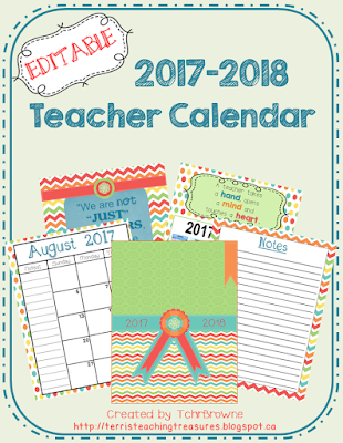 https://www.teacherspayteachers.com/Product/Editable-Teacher-Calendar-FREE-Updates-for-Life-1320256