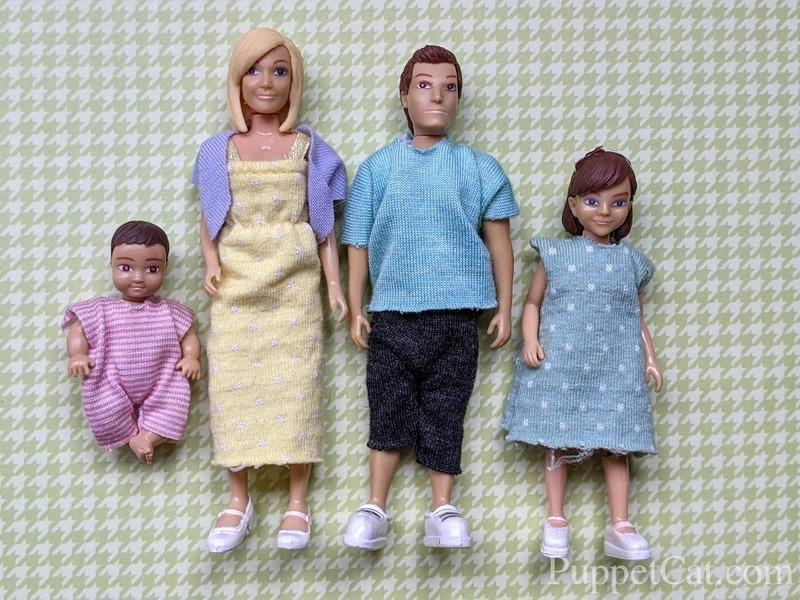 Lundby Dolls