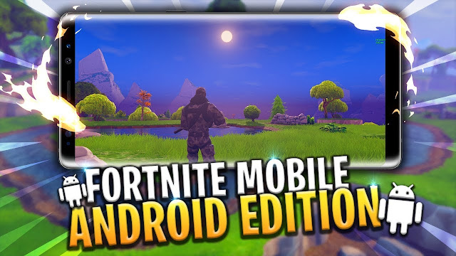 Cara Download Fortnite Mobile di Android